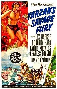 Tarzan's Savage Fury USA