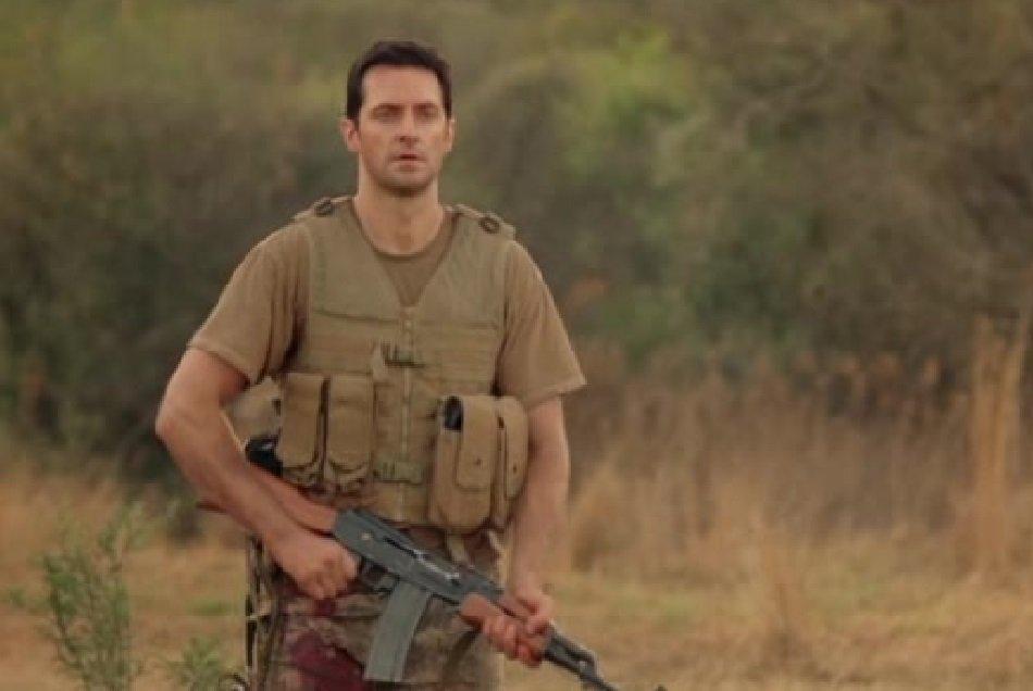 Strike Back: Zimbabwe: Part Two   Season 1   Episode 4