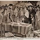 Pedro de Cordoba, Don Alvarado, John Boles, Merrill McCormick, and Gladys Swarthout in Rose of the Rancho (1936)