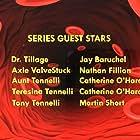 Catherine O'Hara, Martin Short, Jay Baruchel, and Nathan Fillion in The Magic School Bus Rides Again (2017)