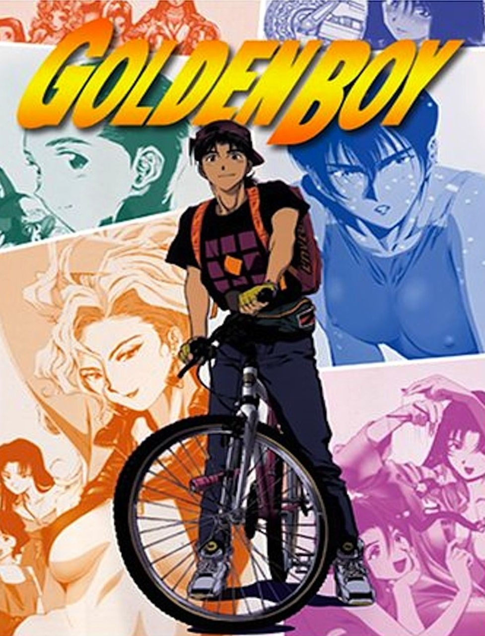 Golden Boy Anime