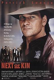 Liam Neeson, Patrick Swayze, Valentino Cimo, Paul Herman, Andreas Katsulas, Ted Levine, and Michael J. Pollard in Next of Kin (1989)