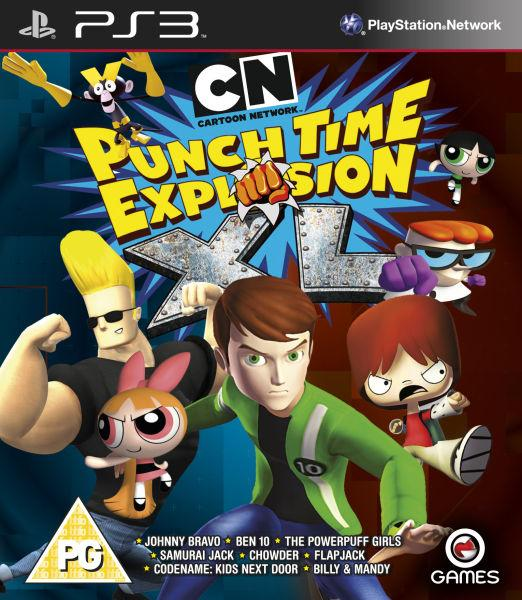 Cartoon Network Punch Time Explosion Video Game 2011 Imdb