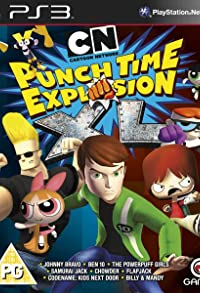 Primary photo for Cartoon Network: Punch Time Explosion