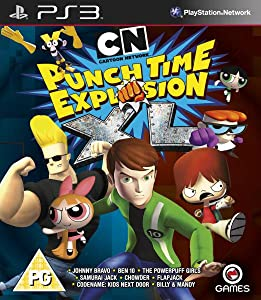 Cartoon Network: Punch Time Explosion sub download