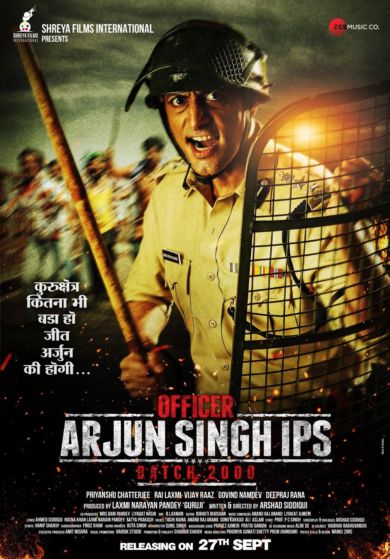 Officer Arjun Singh IPS (2019) - IMDb