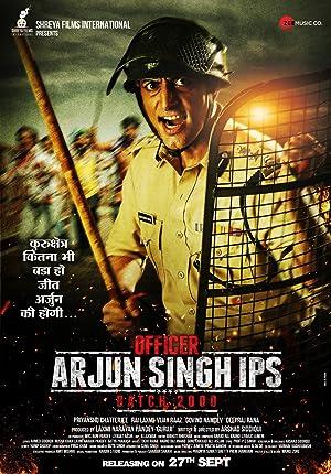 Officer Arjun Singh IPS song lyrics
