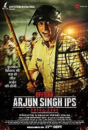 Officer Arjun Singh IPS