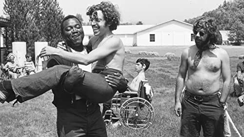 Down the road from Woodstock, a revolution blossomed at a ramshackle summer camp for teenagers with disabilities, transforming their lives and igniting a landmark movement.