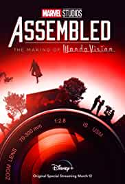 Marvel Studios: Assembled - Season 1 HDRip English Web Series Watch Online Free