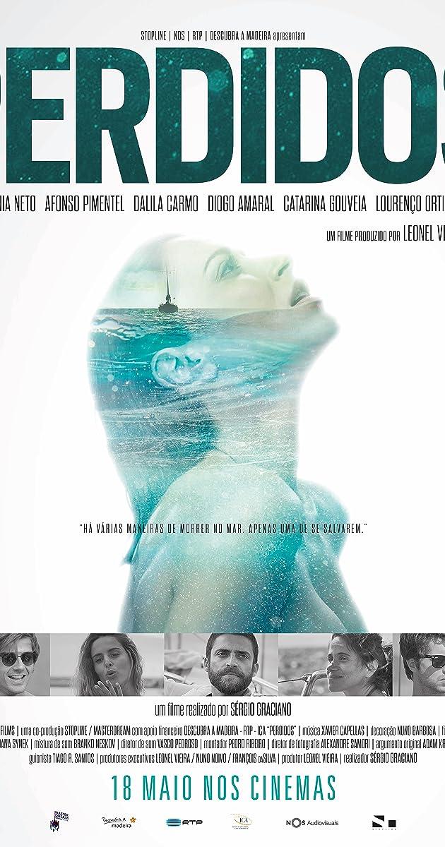 Perdidos aka Adrift (2017) Full Movie [In Portuguese] With Hindi Subtitles | WebRip 720p [1XBET]