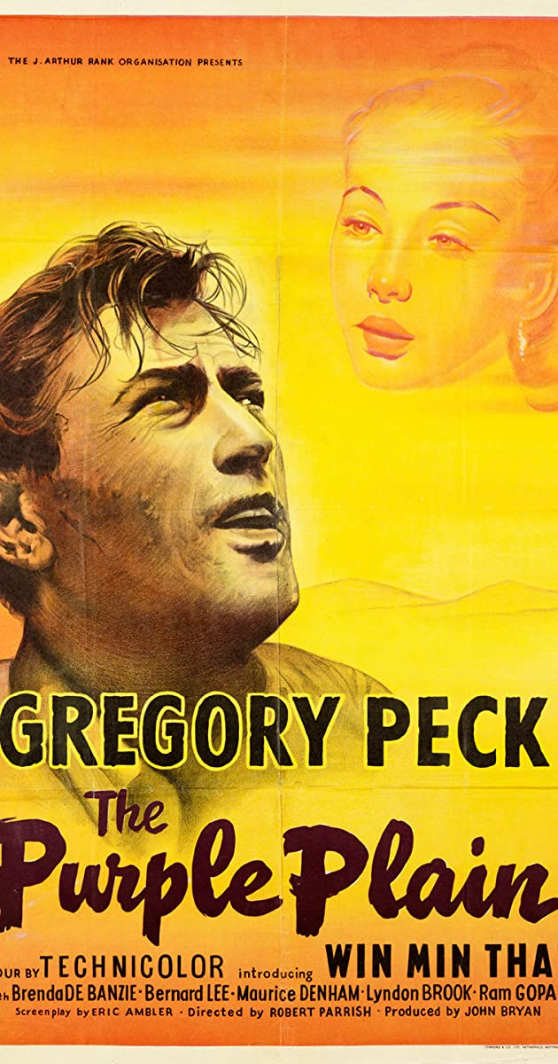 The Purple Plain (1954) - IMDb