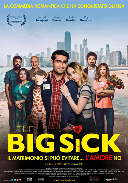 Image result for The Big Sick, 2017