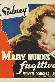 Sylvia Sidney in Mary Burns, Fugitive (1935)