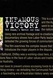 Infamous Victory: Ben Chifley's Battle for Coal Poster