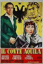 Il conte Aquila Poster
