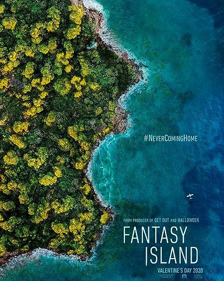 Halloween 2020 Hdcam X264 Download Fantasy Island (2020) English HDCam Rip   480P | 720P