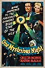 One Mysterious Night (1944) Poster