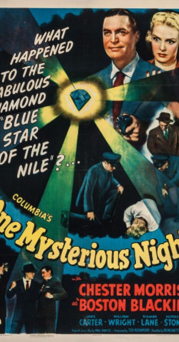 One Mysterious Night (1944) - IMDb 294d9f6b1492