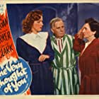 Beulah Bondi, Eleanor Parker, and Henry Travers in The Very Thought of You (1944)