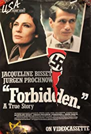 Forbidden(1984) Poster - Movie Forum, Cast, Reviews