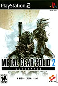 Metal Gear Solid 2: Substance (2002) Poster - Movie Forum, Cast, Reviews
