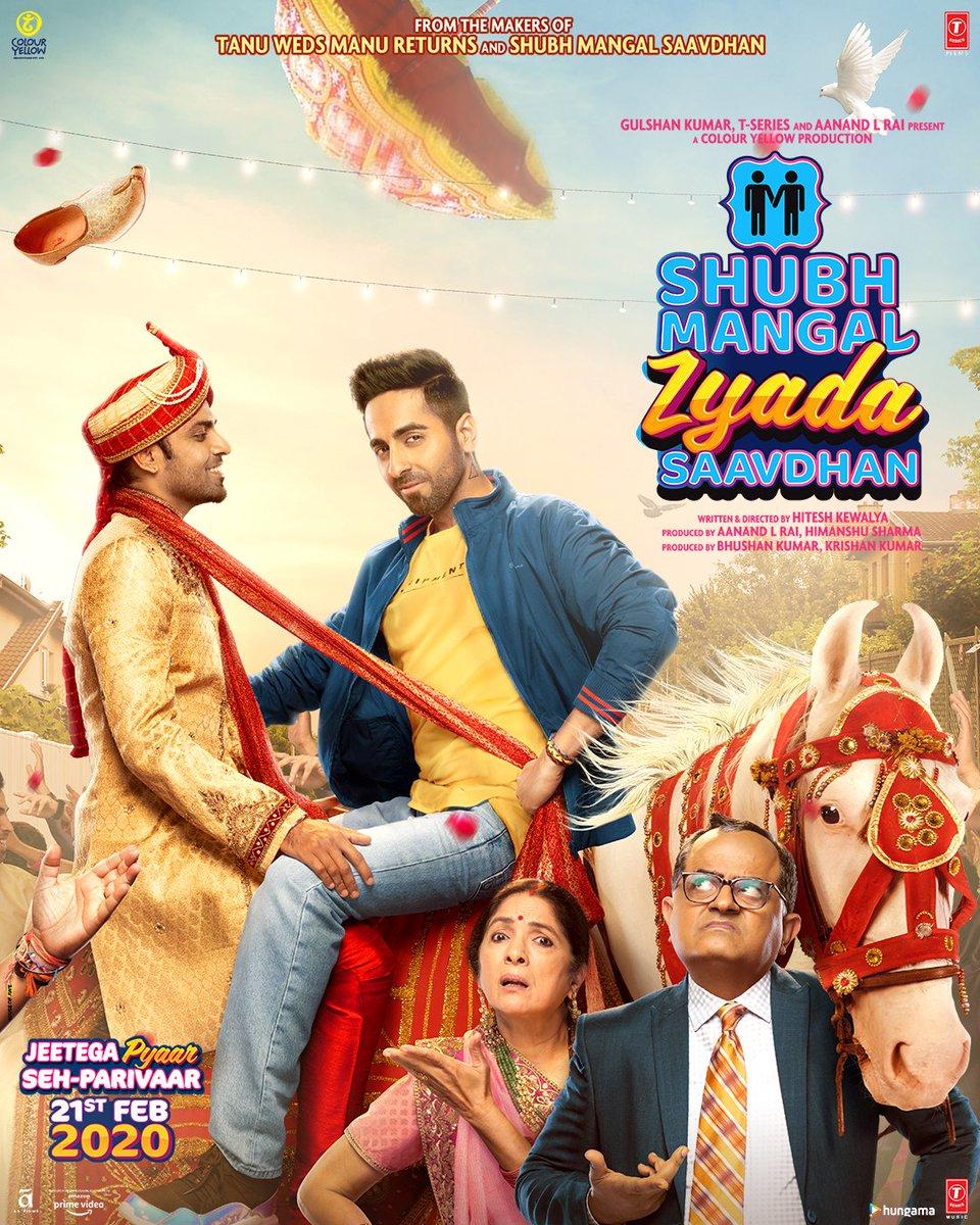 Shubh Mangal Zyada Saavdhan 2020 Imdb