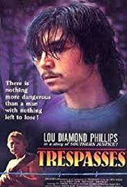Trespasses (1987) Poster - Movie Forum, Cast, Reviews