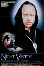 Night Visitor (1989) Poster - Movie Forum, Cast, Reviews