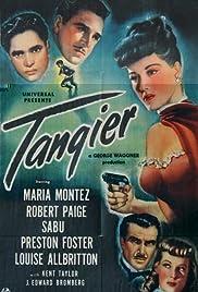 Tangier Poster