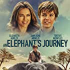 Elizabeth Hurley and Sam Ashe Arnold in Phoenix Wilder and the Great Elephant Adventure (2017)