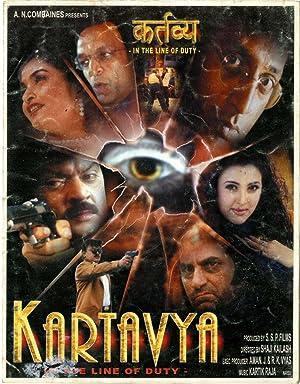Kartavya: Lion on Duty movie, song and  lyrics