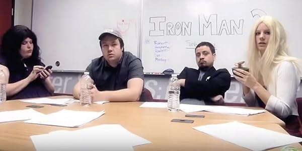 Klar film dvd nedlasting Iron Man 2 Table Read [1280x768] [640x320]