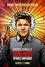 Gordon Ramsay in Gordon Ramsay's 24 Hours to Hell and Back (2018)