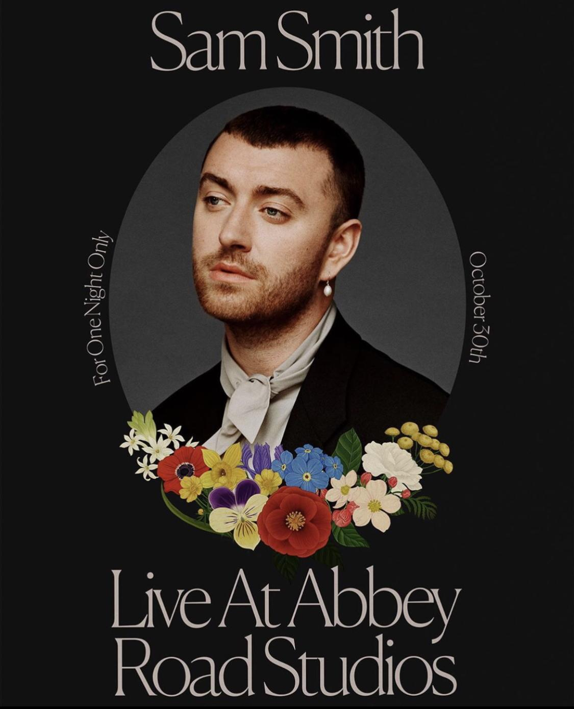 Sam Smith Live at Abbey Road Studios hd on soap2day