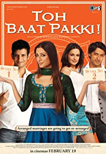 Mpeg 4 movie mp4 download Toh Baat Pakki! India [HDRip]