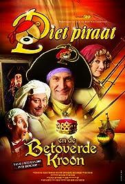 Piet Piraat en de betoverde kroon Poster