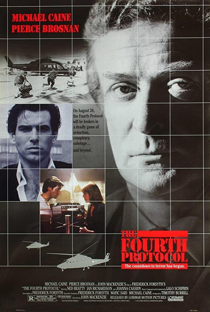 The Fourth Protocol (1987) พยัคฆ์จารชนโค่นแผนพยัคฆ์ร้าย