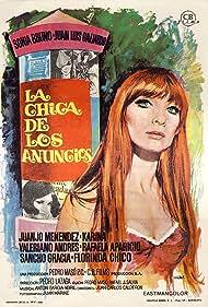 Sonia Bruno in La chica de los anuncios (1968)