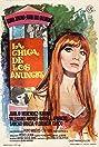 La chica de los anuncios (1968) Poster