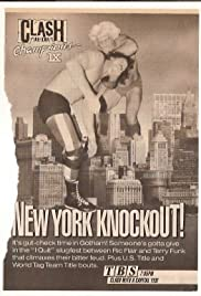 Clash of the Champions IX: New York Knockout Poster
