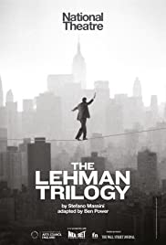 The Lehman Trilogy Poster