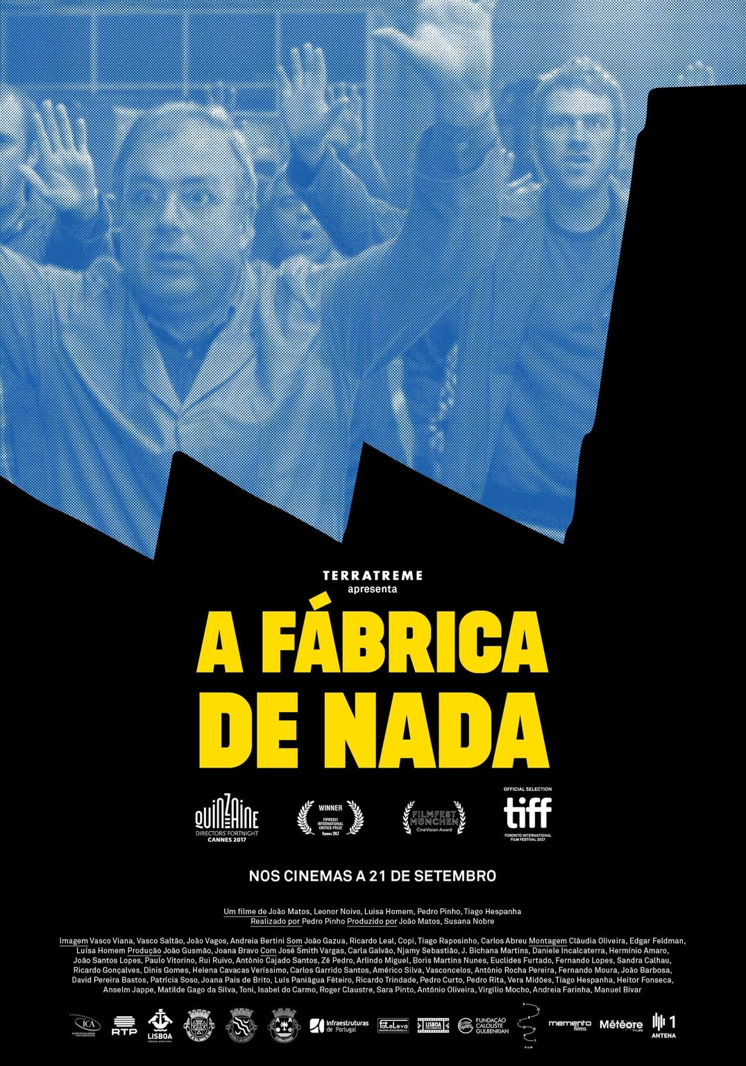 The Nothing Factory (2017) WEBRip 1080p