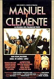 Manuel y Clemente Poster