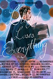 Lloyd Loses Everything Poster