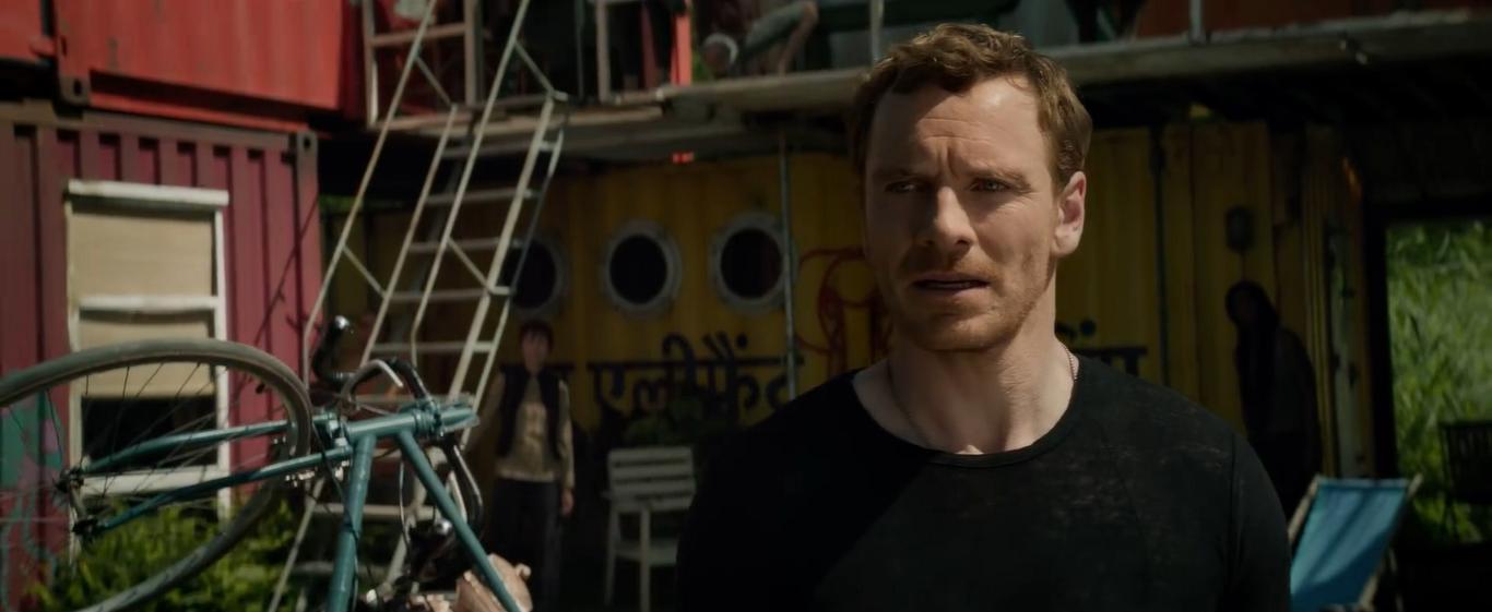 Michael Fassbender in Dark Phoenix (2019)
