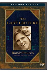 Primary photo for The Last Lecture by Randy Pausch