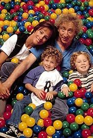 Gene Wilder, Ian Bottiglieri, Carl Michael Lindner, and Hillary B. Smith in Something Wilder (1994)