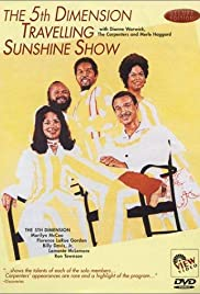 The 5th Dimension Traveling Sunshine Show Poster