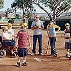 Billy Bob Thornton, Timmy Deters, Brandon Craggs, Sammi Kane Kraft, Troy Gentile, Carlos Estrada, and Emmanuel Estrada in Bad News Bears (2005)